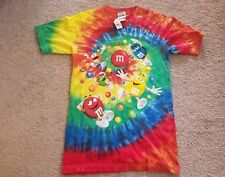 M&M world tie die vintage t shirt brand new never worn size small official