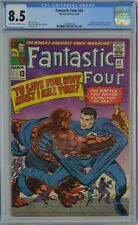 Fantastic Four # 42 (1965) CGC Universal 8.5 OFF WHITE TO WHITE Pages