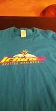 Seattle Mariners Ichiro T-shirt XL