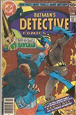 Detective (Batman) '78 479 Good C3