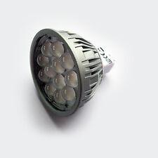 LED Spot MR16 GU5.3, 5W, 3000K, 380lm 45°, 12V, dimmbar, warmweiss, LG Chip, A+