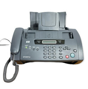 HP 1040 Inkjet Fax Machine With Built-In Telephone/Scan & Print SDGOB-0403-01