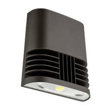 Lithonia Lighting Dark Bronze 40-Watt Outdoor Low-Profile Led Wall Pack Light