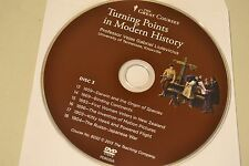 Great Courses Turning Points In Modern History Disc 3 Replacement DVD Disc Only