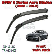 (09-16) BMW 5 Series Aero Wiper Blades F10 F11 F07 Gran Turismo Touring Estate