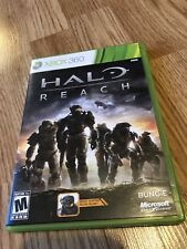 Halo Reach Xbox 360 Cib Game VC6