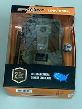 Spypoint Link-Dark AT&T LTE 4G Cellular Low Glow 12MP Game Trail Camera ***NEW**