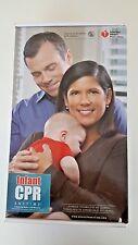 AHA Infant CPR Anytime Baby Infant Self Training Light Skin  Manikins USA Seller