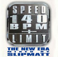 Music CD Speed Limit 140 BPM+ The New Era