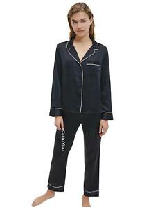Calvin Klein Pyjama Set 000QS6551E Womens Luxury Loungewear Nightwear Set