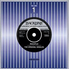 Rockfile 01-Second Edition Connie Francis, Bobby Darin, Fats Domino, Dion.. [CD]