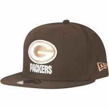 Era 9fifty Snapback Cap - Walnut Green Bay Packers braun