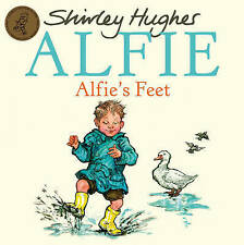 Alfie's Feet by Shirley Hughes Paperback Book NEW