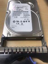 IBM Seagate ST1000nm0001 1TB 3.5 7200RPM HOT-SWAP SAS Hard Drive W/ TRAY 42D0778