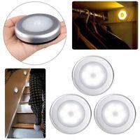Luz de noche LED con sensor de movimiento cálida noche de lámpara de luz blanca