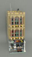 Modular Electronic Store Bauanleitung für LEGO (passtzu 10197 10211 10224 10218)