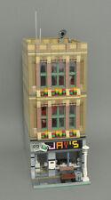 Modular Electronic Store recipe per LEGO (passtzu 10197 10211 10224 10218)