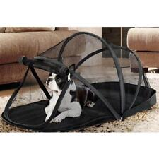 Pet Crate Net Tent Kennel Foldable Pet Puppy with Mosquito Net Tents Accessories