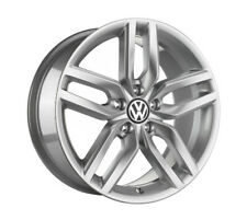 Genuine Volkswagen 18in Helix Wheel - Silver 561-071-498-88Z