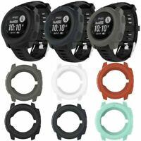 Silikon Scale Case Cover Guard Schutzhülle Für Garmin Instinct GPS Smart Watch