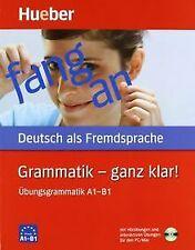 Hueber Dictionaries and Study-AIDS: Grammatik - Ganz Kla... | Buch | Zustand gut