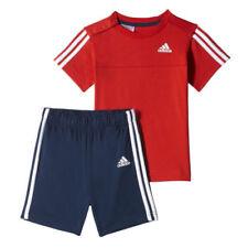 Vestiti casual neonati rossi per bambino da 0 a 24 mesi