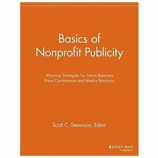 Nonprofit Communications Report: Basics of Nonprofit Publicity Fine