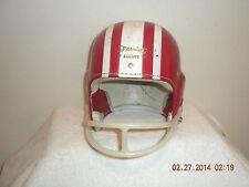Vintage Gardite Spalding Youths Football Helmet, No Chin Strap 62-317 6 7/8 - 7
