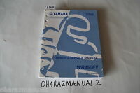 2009 YAMAHA WR450FY Owner's Service Manual