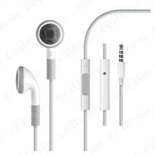 Stereo Headset Earphone Earbud Volume Remote Mic for iPhone 7 6s Plus 5s 4 iPad