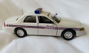 Road Champs Plantation Police Diecast Vehicle 1:43 Scale 1999