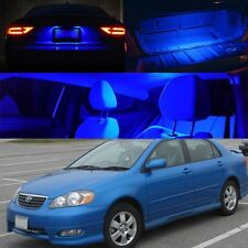 03-08 Toyota Corolla Xenon BLUE Interior LED Light Bulb (Map Dome Trunk Plate)