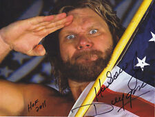 "Jim Duggan - Wrestling Star ""Hacksaw"" signed photo"