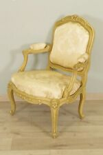 Fauteuil à Chassis Style Louis XV