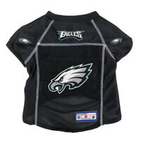 Philadelphia Eagles NFL Little Earth V-Neck Pet Mesh Dog Jersey Sizes XS-XL