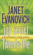 Top Secret Twenty-One: A Stephanie Plum Novel by Janet Evanovich ( New)