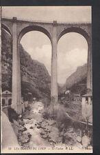 France Postcard - Les Gorges Du Loup - Le Viaduc B1201
