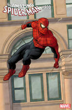 AMAZING SPIDER-MAN #800 PAOLO RIVERA VARIANT 30/05/18
