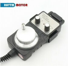 Electronic Handwheel Manual Pulse Generator MPG Control for CNC Router Machine