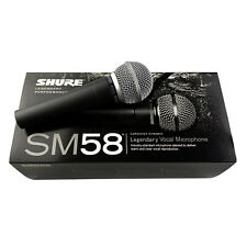 Shure Sm58 Professional Dynamic Handheld Vocal Microphone