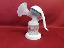 NUK Jolie Handmilchpumpe mit weichem Silikonkissen