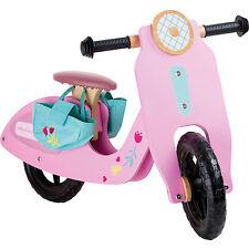 Draisienne En Bois Enfants Scooters Vélo Apprentissage Apprendre