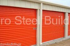 DuroSTEEL JANUS 12'Wx14'H Commercial 1000 Series Metal Rollup Door & Hdwe DiRECT