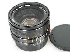 Leitz Leica Summicron R 2/50 mm 1:2/50 2,0/50mm für for Leica R3-R7(R8/9)