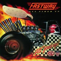 FASTWAY - ALL FIRED UP (COLLECTOR'S EDITION)   CD NEU