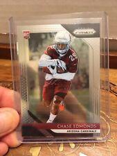 2018 Prizm Football Chase Edmonds Base Rookie Card Arizona Cardinals