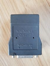 Snap On Scanner VAUXHALL OPEL-2 MT2500-66 Module Adapter/Lead Connector