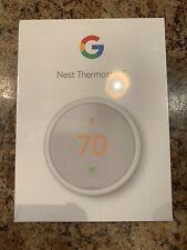 Google Nest ThermostatE - White