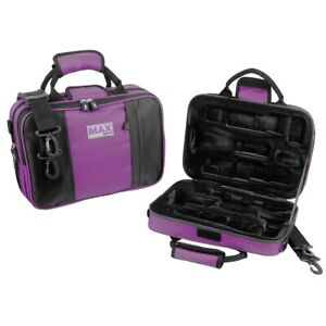 Protec Max Clarinet Case in Purple