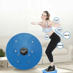 Twist Exercise Board Waist Torsion Disc Aerobic Fitness Reflexology Foot Massage